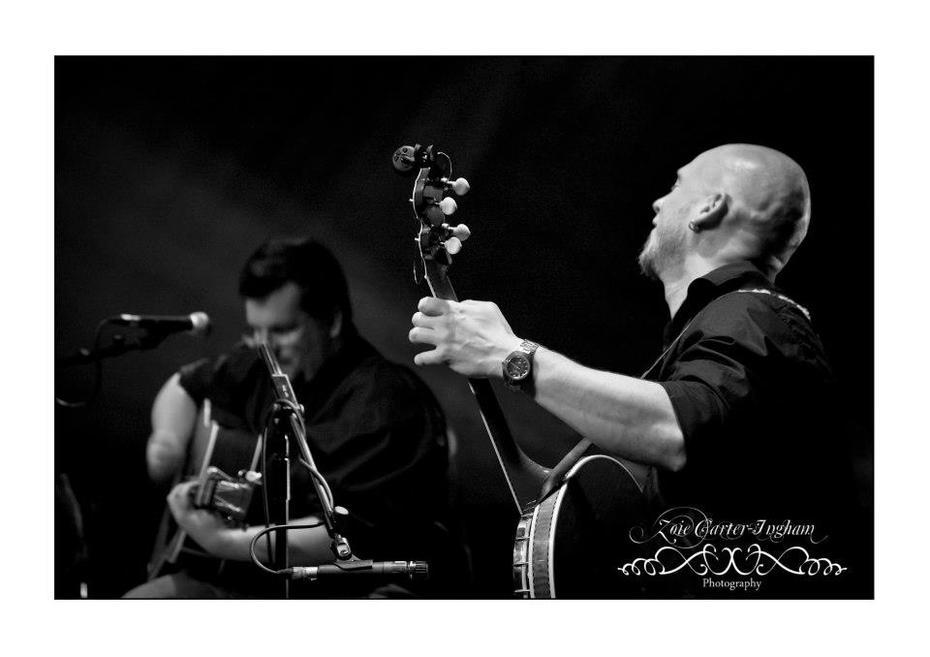 Dan Burke & Richard Moss (Drop The Floor)