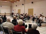 55 Plus Centre Open House 2012