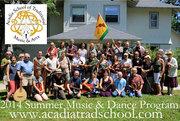 Acadia Trad School Group Photo
