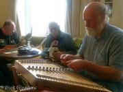Hammered Dulcimer session in Limavady!
