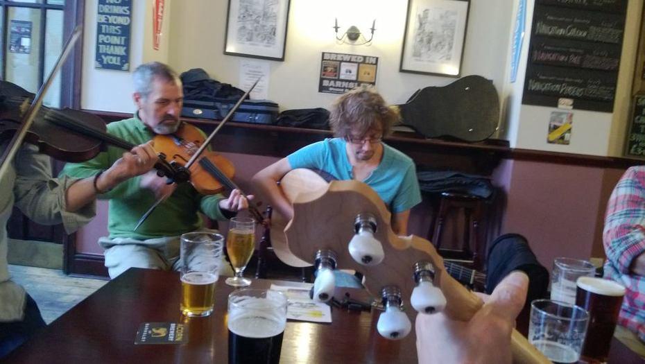 Barnsley Celtic Sessions