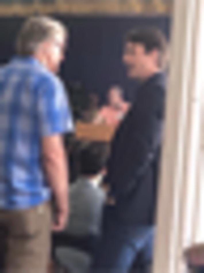 Josh hartnett on set louisiana june 2019