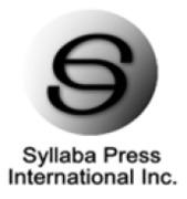 Syllaba Press International Inc.