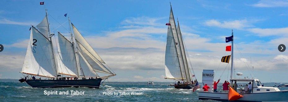 Start of Marion Bermuda 2019