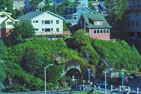 Ketchikan's Famous Tunnel