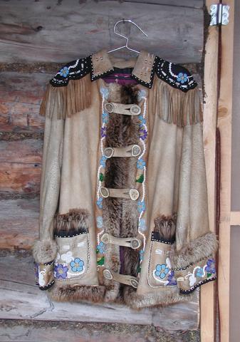 Athabascan jacket