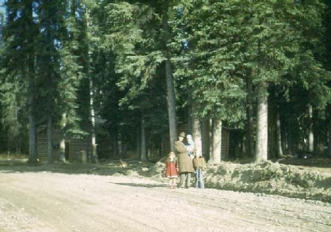 Fairbanks spring 1948