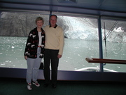 David & Kathy on the bridge - 2004