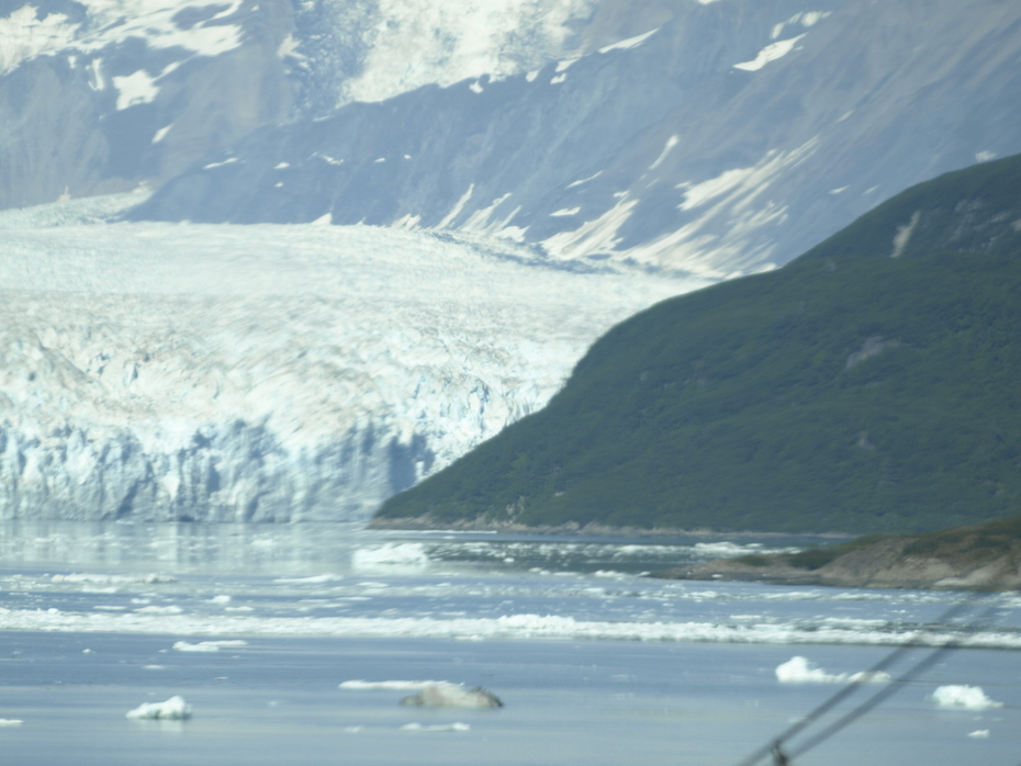 Hubbard Glacier - Gilbert Point