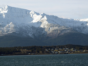 Fort Chilkoot & Chilkat Mountains