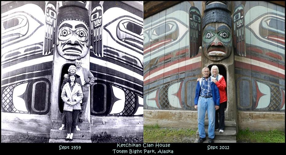 Clan House - Ketchikan 2012