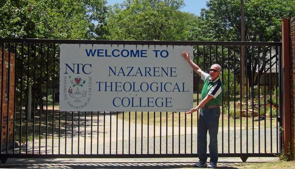 David by NTC sign
