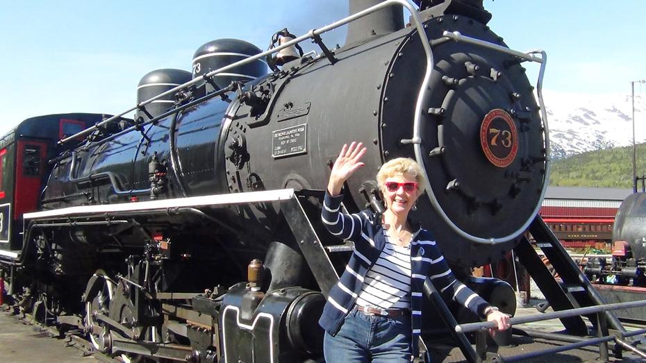 Kathy as engineer