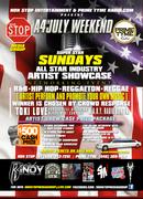 SUPER STAR SUNDAYS ARTIST SHOWCASE JULY 3RD @ CLUB IGUANA NYC HOSTED BY STEPH LOVA PT # 2