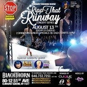 AUG 13,2017 RIPP THAT RUNWAY # 1 ALL STAR FASHION SHOW #1 SUPER STAR SUNDAYS ALL STAR NATIONAL UNSIGNED HYPE $1000 COMPETITION / ALL STAR CYPHER AT QUAD STUDIOS NYC
