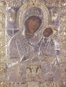 Λαμπρός εορτασμός Ι.Π. Παναγίας Εκατονταπυλιανής. / Virgin Mary celebration