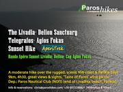 The Livadia- Delion Sanctuary- Telegrafos- Agios Fokas Sunset Hike