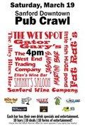 Sanford Pub Crawl