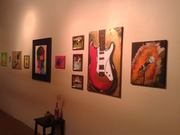 All Things Music Art Show