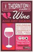 Thornton 2nd Thursday Wine + Art Crawl