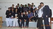 DCS 1st Batch @ CSI CE, Ooty