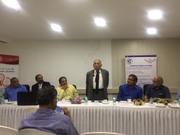D-Link Academy@ CSI Incubation Center at Mumbai with TCS Founder Padamshri Dr.F C Kohli on 26th March 2018 (2)