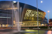 University of Glamorgan Lighting/Live Event Technology Courses Showcase Event