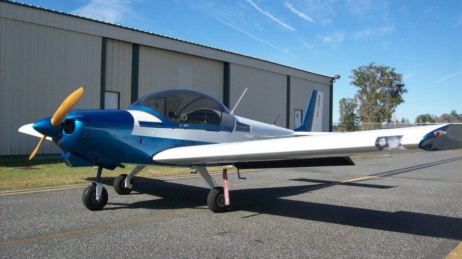 CH 601 XL-B with 125-hp Franklin