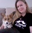 The Geek's Wife & her Corgi Ein
