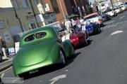 Cleveleys Car Show Pt5 -- Cars Leaving