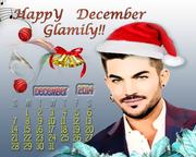 Happy Decembert Glamberts❤ ♫☼♥❤ ♫☼