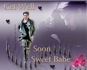 Get Well Soon Sweet,Hot, Lovely Adam Lambert♥❤