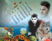 ♥❤ October with you sweetie Adam lambert