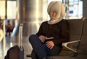 Designers invent ostrich pillow naps