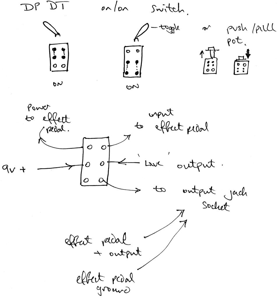 On Board Effects Cigar Box Nation Electric Guitar Wiring Diagrams Free Http Wwwcigarboxnationcom Xn Uapif The Effect Runs Off A 9v Battery Cheapest I Have Found For You Can Fit To Is From Us Seller