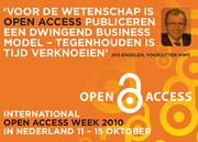 Dutch Open Access week