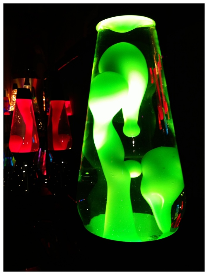 Neon green Grande
