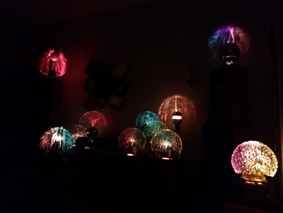some of my Fantasia lamps