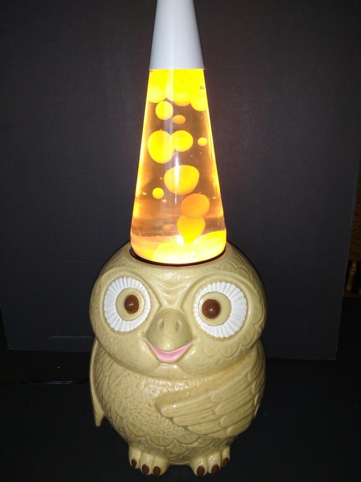 Owl Cookie Jar Conversion