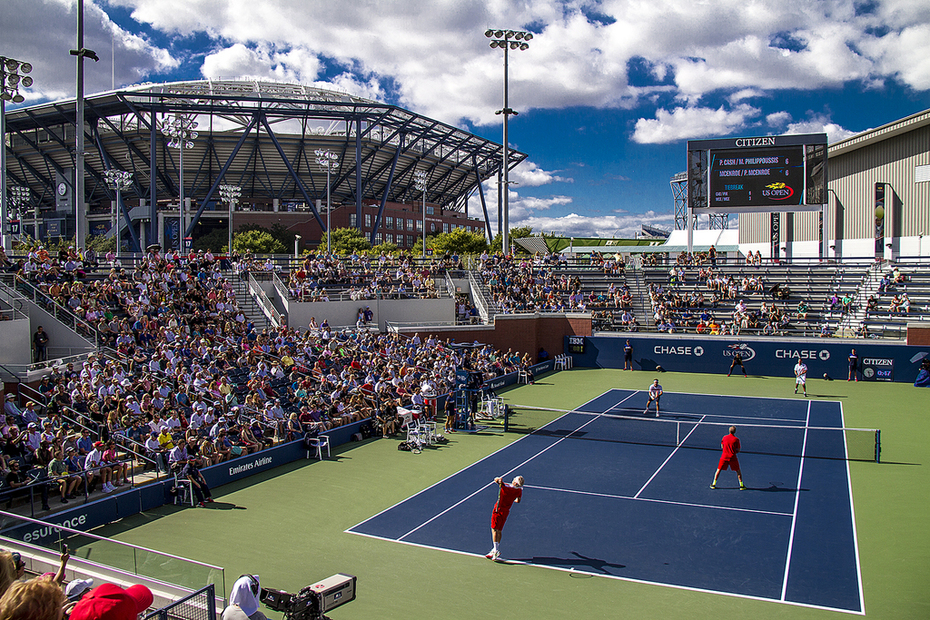 US Open - perfect day