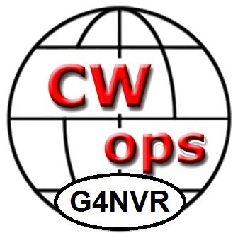 CWops - G4NVR