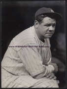 Babe Ruth and Lou Gehrig Charles Conlon Type 1 photos