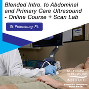 Blended Introduction to Abdominal and Primary Care Ultrasound