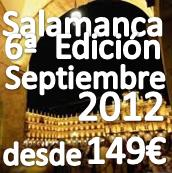 Fin de Semana de Fiesta en Salamanca
