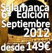Encuentro Single Salamanca Septiembre 2012