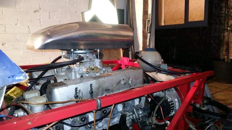 Small engine