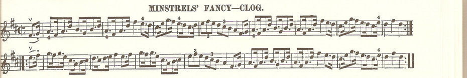 Minstrel's Fancy-Clog