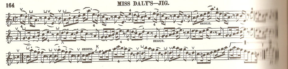 Mrs Daly's Jig