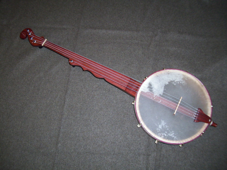 Paduak/Maple Boucher Model