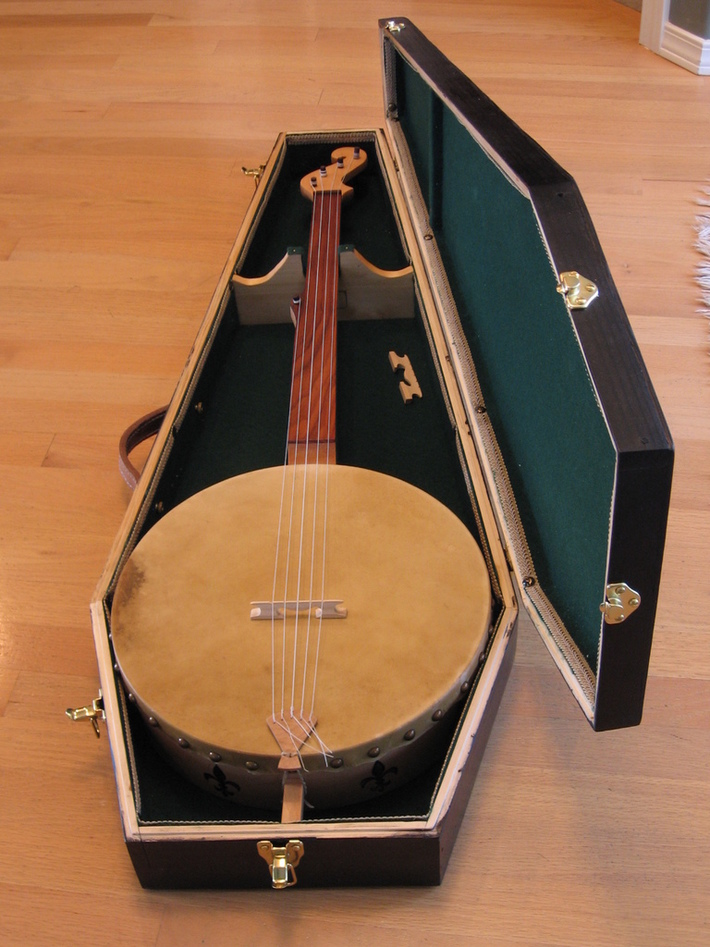 Beauregard Banjo